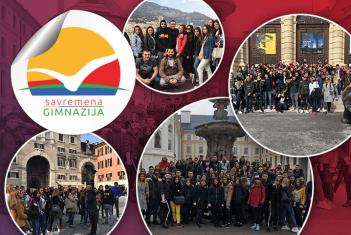Studijsko putovanje po Evropi i nove avanture