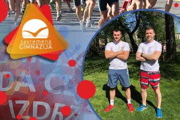 Trka zadovoljstva savremenih gimnazijalaca na 31. Beogradskom maratonu