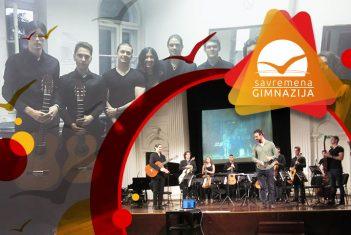 Nikola Milosavljević na ovogodišnjem Festivalu studenata Univerziteta umetnosti u Beogradu