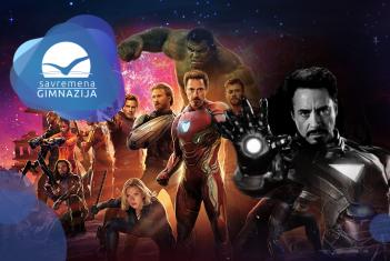Bioskopski susret savremenih gimnazijalaca i Marvelovih junaka
