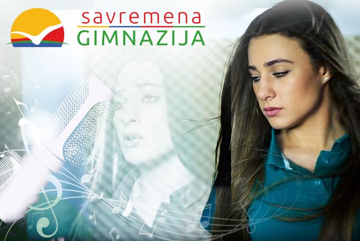 STAVITE OVU PESMU NA REPEAT: Prvi spot učenice Adriane Salahović u produkciji Savremene gimnazije