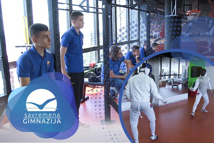 Borilačke veštine na testu: Mačevanje u Savremenoj gimnaziji