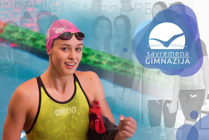 Savremena plivačica Tara Ćulibrk ovog leta okitila se sa čak 6 medalja – 3 zlatne i 3 srebrne