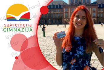 Istaknuta učenica na prestižnom univerzitetu u Nemačkoj: Bivša učenica generacije Katarina Kinđić na studijama biznisa