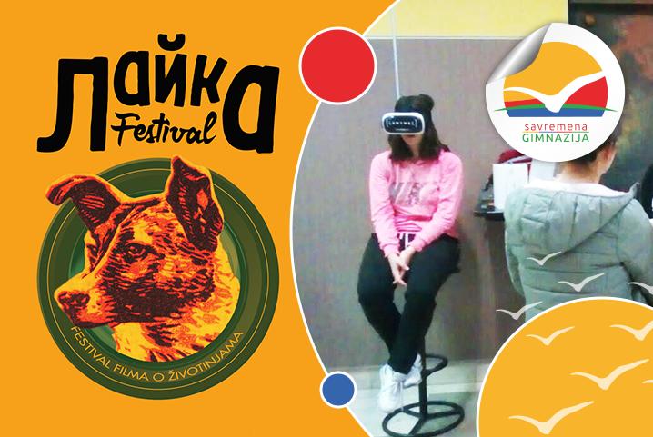 """""""Sloboda za životinje"""": Učenici posetili Festival filma o životinjama """"Lajka"""""""