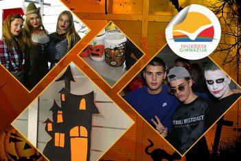 Još jedna zajednička Halloween žurka učenika i profesora