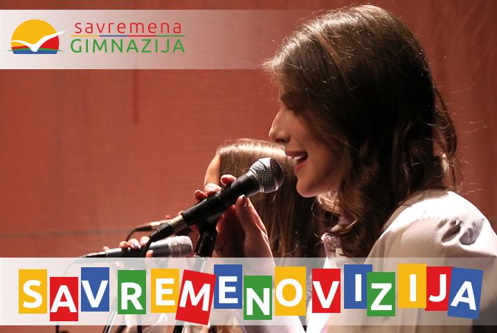 """""""Savremenovizija"""" – novogodišnji koncert savremenih učenika u CZK """"Vlada Divljan"""""""