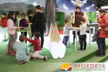 Interaktivne, kreativne i edukativne radionice za decu od 5 do 12 godina: Savremena organizovala Porodični dan za pamćenje