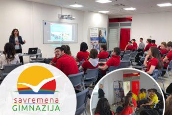 Karijerno savetovanje u Savremenoj: Evo kako se učenici pripremaju za nastavak školovanja