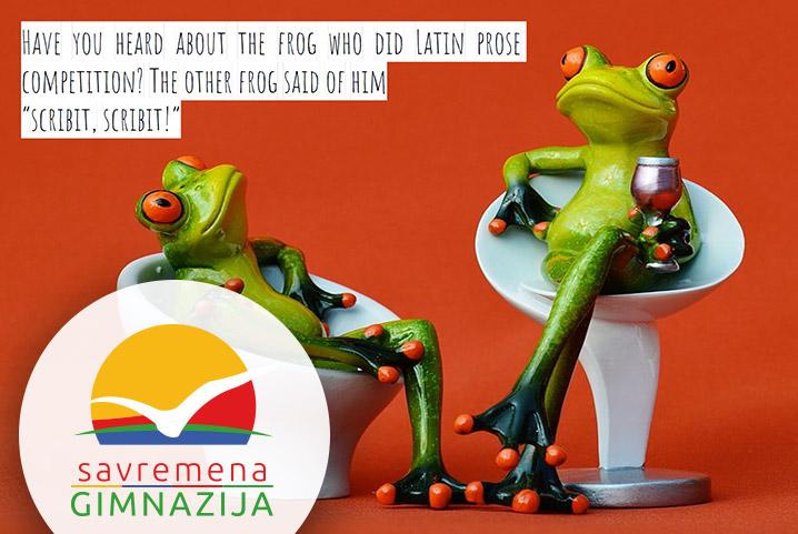 APRILILILI: Kako je izgledao Dan šale na času latinskog u Savremenoj