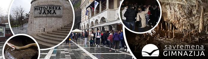 slovenija ekskurzija treća godina