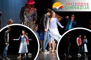 """Ovog puta na Glumijadi: Savremeni gimnazijalci opet zablistali u svom mjuziklu """"SGrease"""""""