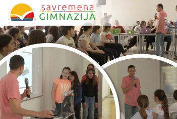 U Savremenoj održano interaktivno takmičenje iz matematike za petake