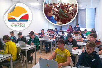 """Savremena domaćin projekta """"Ti i Aj Ti"""": Zanimljive edukativne IT radionice za osnovce"""