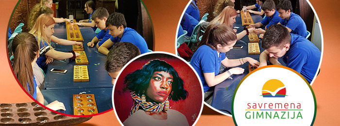 Učenici Savremene posetili muzej Afričke i muzej Savremene umetnosti