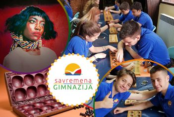 Savremeni gimnazijalci impresionirani umetničkim delima: Poseta Muzeju savremene umetnosti i Muzeju afričke umetnosti
