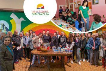 Nova humanitarna akcija savremenih gimnazijalaca: Pomoć za najstarije i najmlađe sugrađane