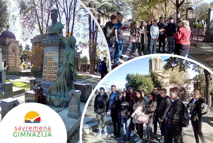 Zanimljivi časovi u Savremenoj: Putovanje kroz srpsku istoriju na Novom groblju