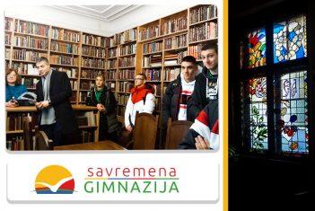 Uzbudljiva poseta Srpskoj akademiji nauka i umetnosti