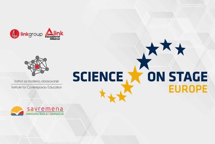Veliki korak za STEM obrazovanje u Srbiji - Savremena dovodi prestižni Science On Stage Europe u Srbiju