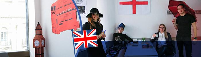 Predstavaljanje Engleske