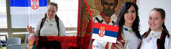 Predstavaljanje Srbije