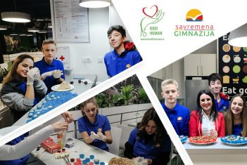 Nova humanitarna akcija: Spoj kreativnosti i humanosti u Savremenoj