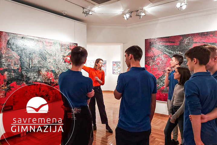 Poseta Legatu Petra Lubarde: Savremeno putovanje u svet umetnosti