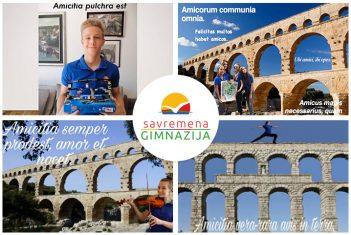 Pons amicitiae - most prijateljstva u Savremenoj