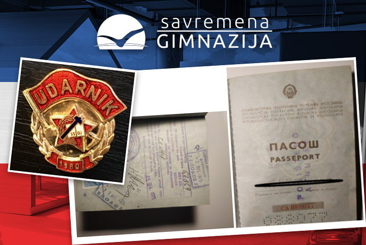 Interdisciplinarna projektna nastava u Savremenoj: Socijalistička Jugoslavija iz perspektive gimnazijalaca
