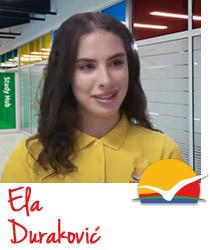 Ela Durakovic Savremena gimnazija