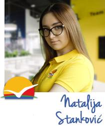 Natalija Stankovic Savremena gimnazija