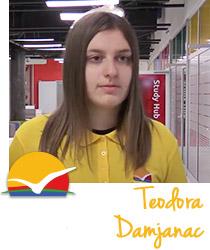 Teodora Damjanac Savremena gimnazija