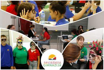 Interdisciplinarni časovi španskog jezika i likovne kulture u Savremenoj gimnaziji