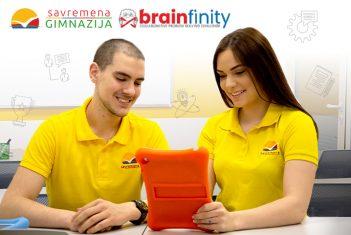 """Savremena gimnazija zvanično postala """"Brainfinity Problem Solving School"""""""