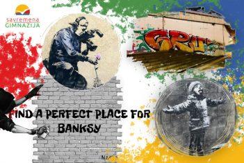 Intedisciplinarni projekti savremenih gimnazijalaca o grafiti umetnosti