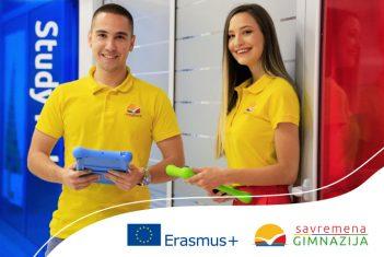 Savremena gimnazija učestvuje u međunarodnom Erasmus+ projektu